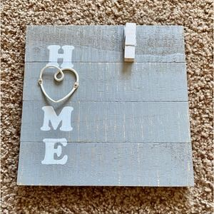Sheffield Home gray 4x6 Home picture frame